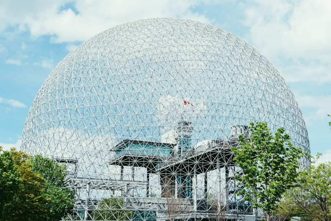 montreal places to see - biosphere
