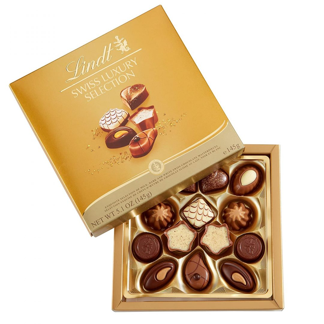 Lindt Truffles - top christmas gifts for parents