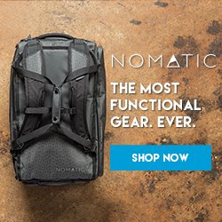 gift ideas for mom and dad for mom and dad who travel - Nomatic Luggage Set