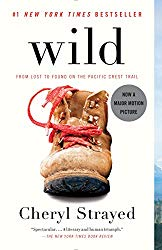gifts for outdoor girls - Wild book by cheryl strayed