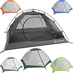gifts for campers - backpacking tent