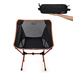 camping gifts - camping and hiking chair