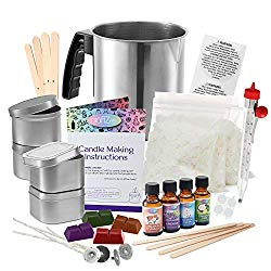 great gifts for parents - candle making kit