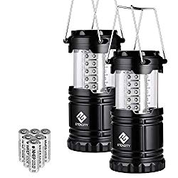 camping gift ideas - collapsible lantern