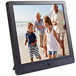 gift for mom and dad - electronic picture frame