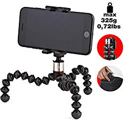 hiking gifts for her - gorillapod hiking tripod