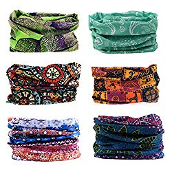 outdoory gifts for her - uv resistant hiking headbands