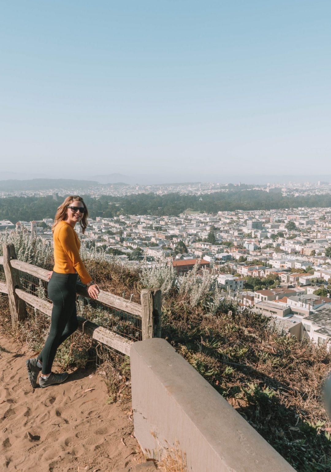 san francisco hikes