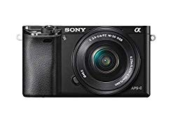 christmas gifts to splurge on for parents - sony a6000 mirrorless
