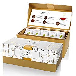 what to get parents for christmas - tea sampler gift set