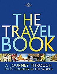 gifts for retired parents - lonely planet the travel book