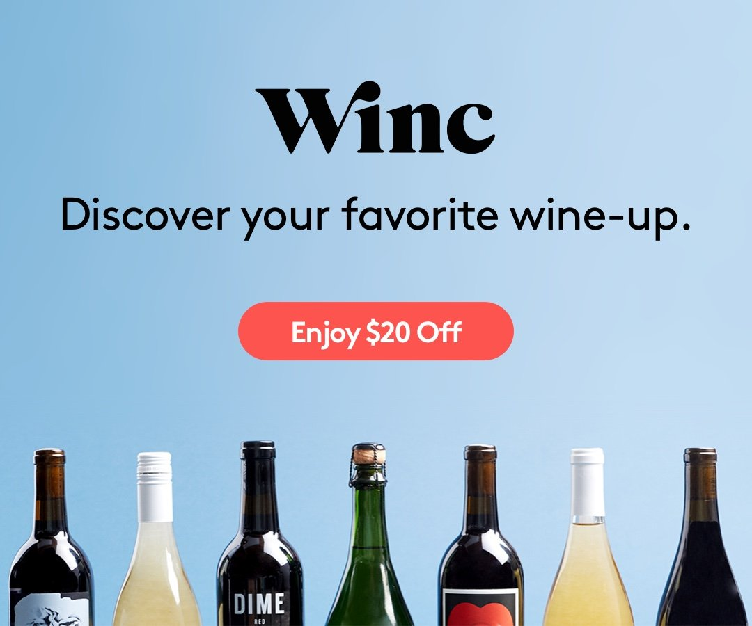 gifts for boyfriends parents - winc wine club monthly subscription box