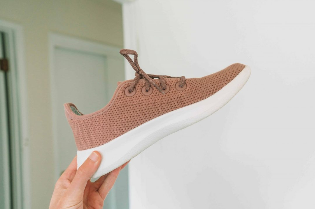 most comfortable sneakers - allbirds tree runners
