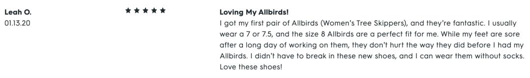 Allbirds Tree Skippers Reviews