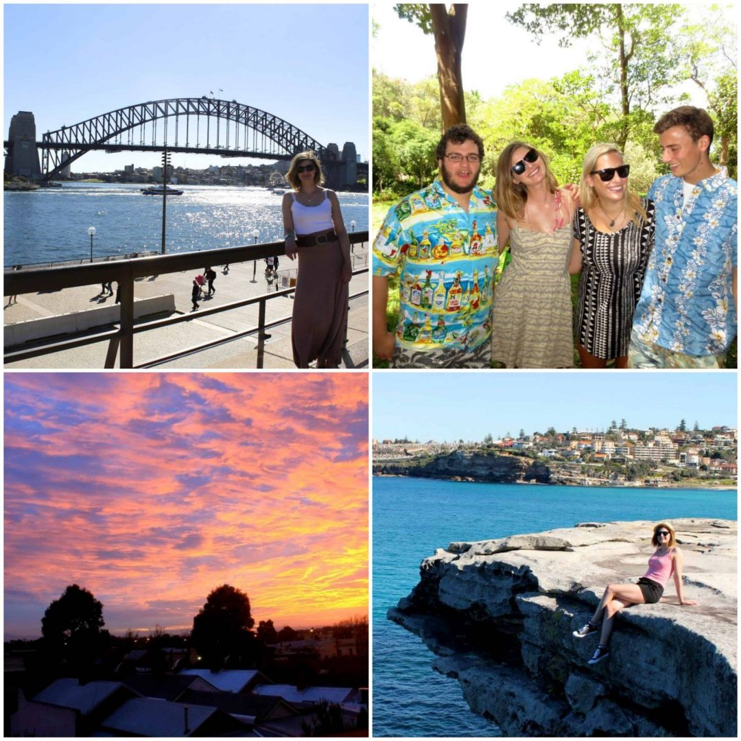 moving abroad to Australia after college