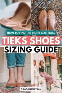 Tieks Sizing Guide