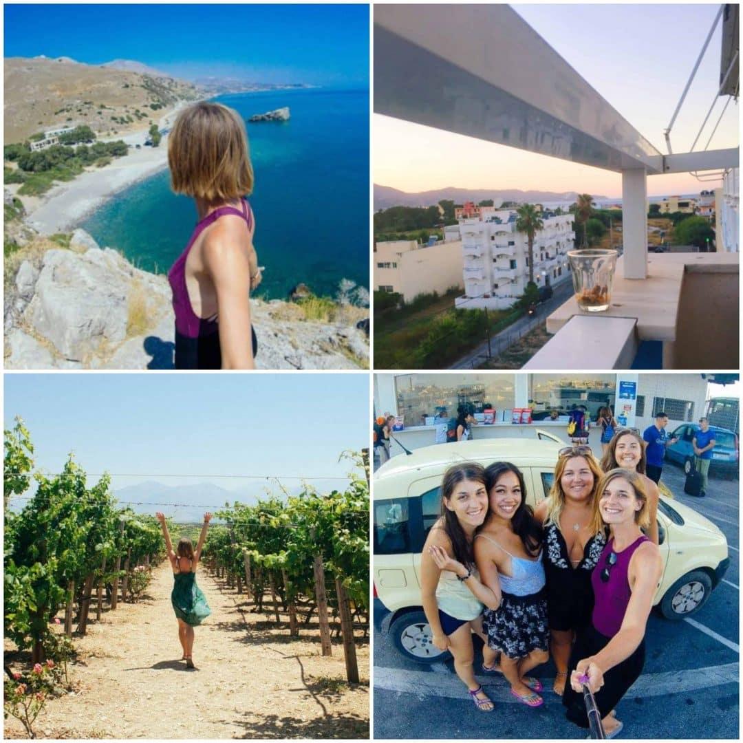 Finding myself again in Greece