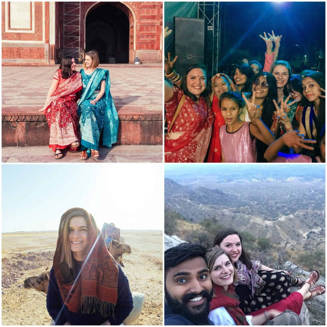 backpacking through India for two weeks