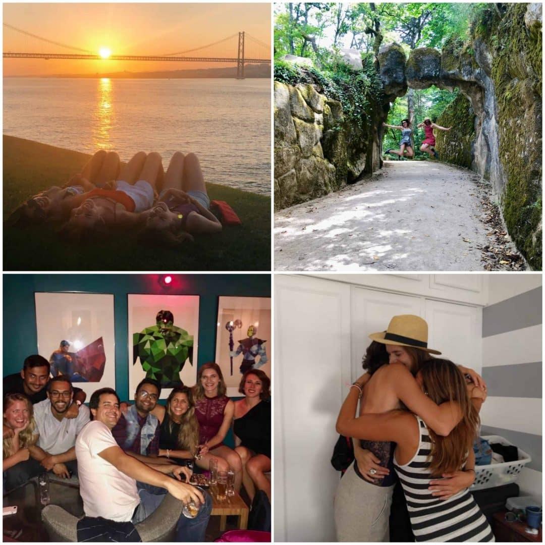 my summer in Portgual