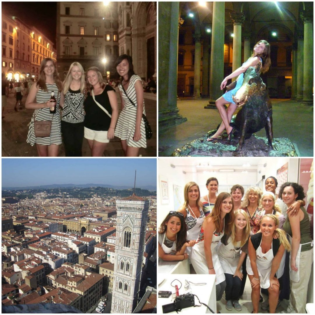 studying abroad in florence, italy