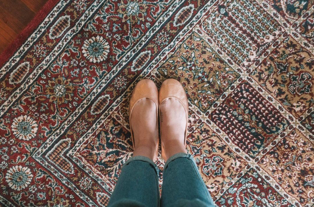 how to know if Tieks are too big - sizing Tieks
