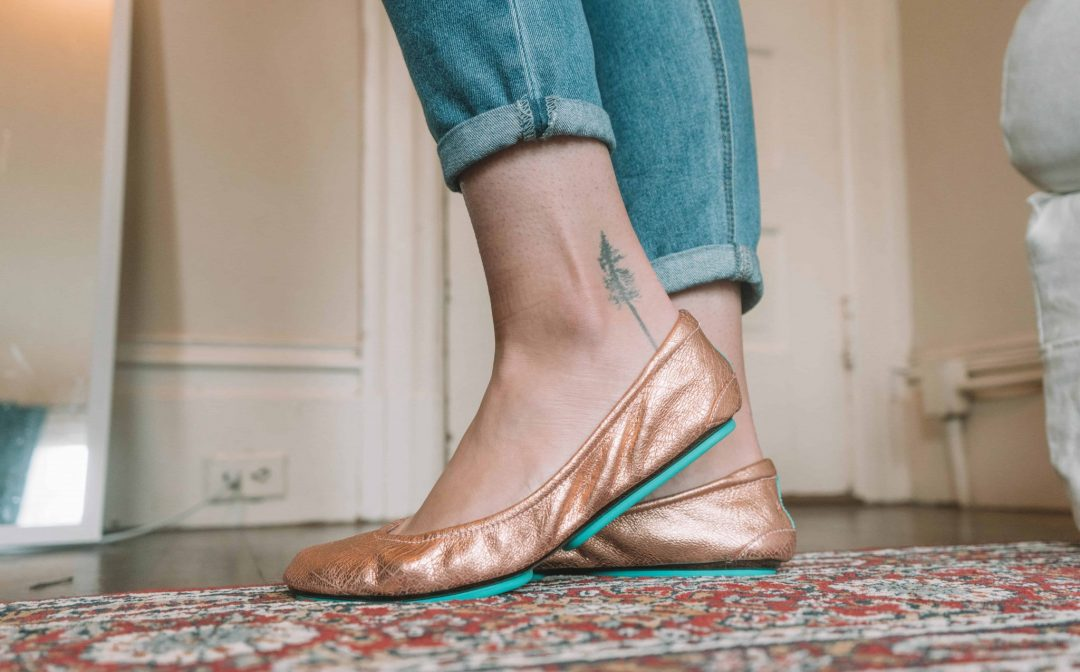 rose gold tieks fit