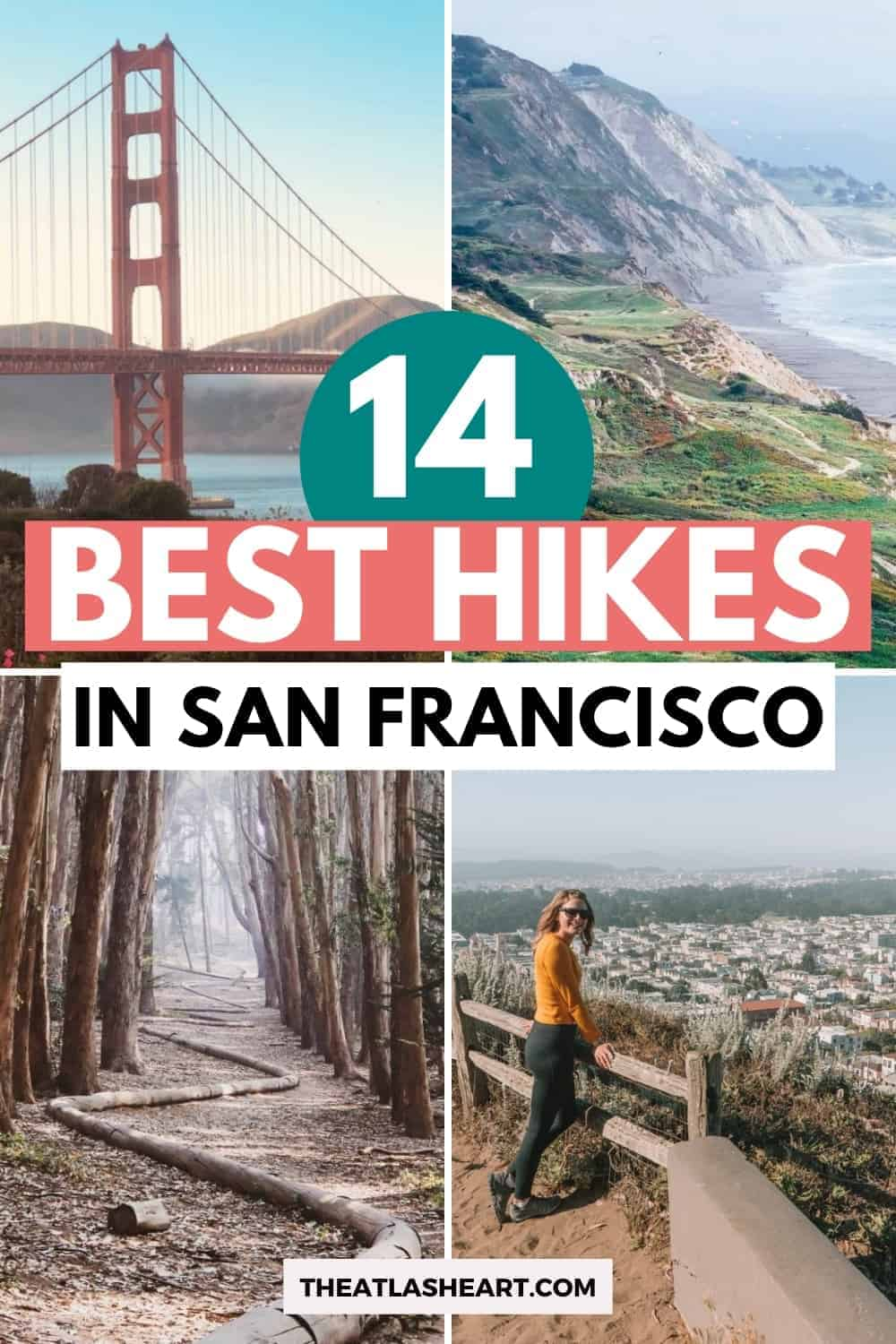 14 Best Hikes in San Francisco, California (From a Local)