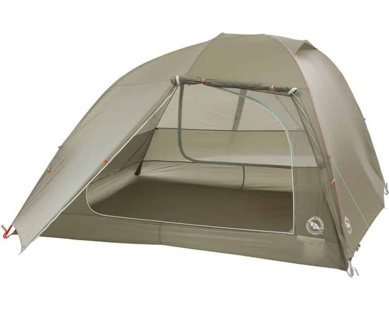 best 4 person backpacking tent - Big Agnes Copper Spur HV UL4 tent