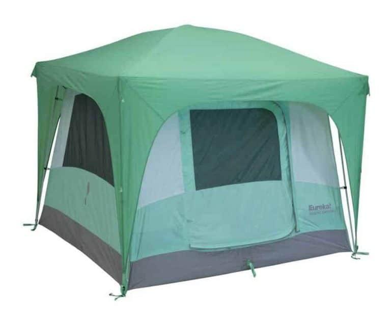 best 4 man pop up tent - Eureka Desert Canyon