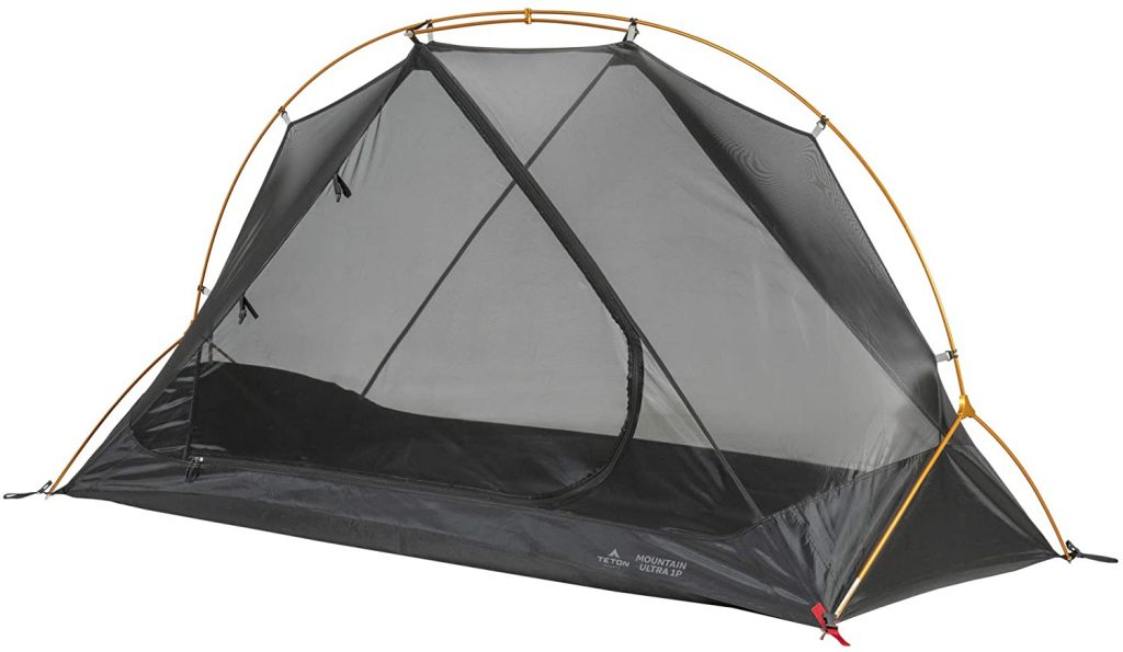 4 man waterproof tent - Teton Sports Mountain Ultra 4