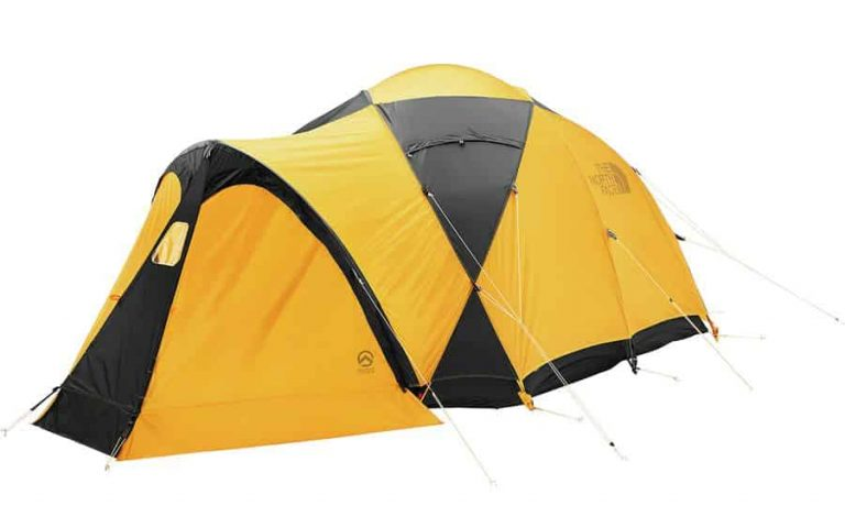 best durable 4 season tent - The North Face Bastion 4 Tent