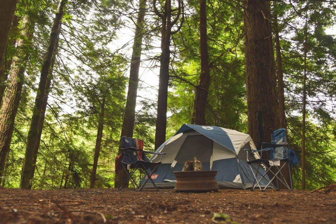 best cheap four person tent - coleman tents