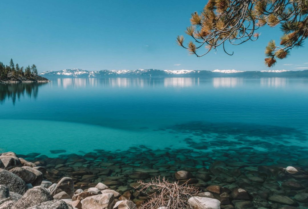 long weekend trips from san francisco - lake tahoe