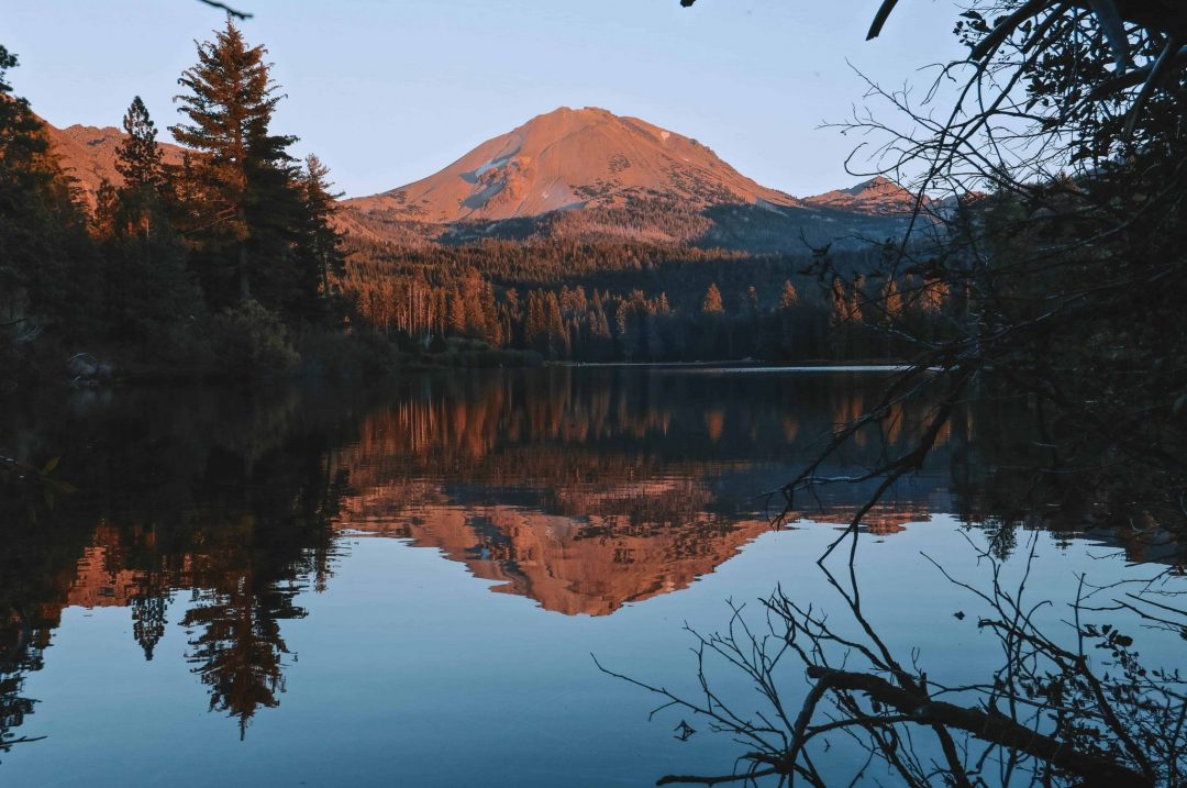 weekend road trips from san francisco - lassen volcanic national park