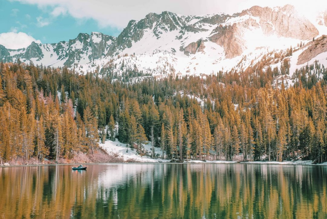 winter weekend trips from san francisco - mammoth lakes