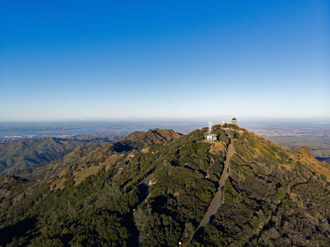 mount diablo hikes