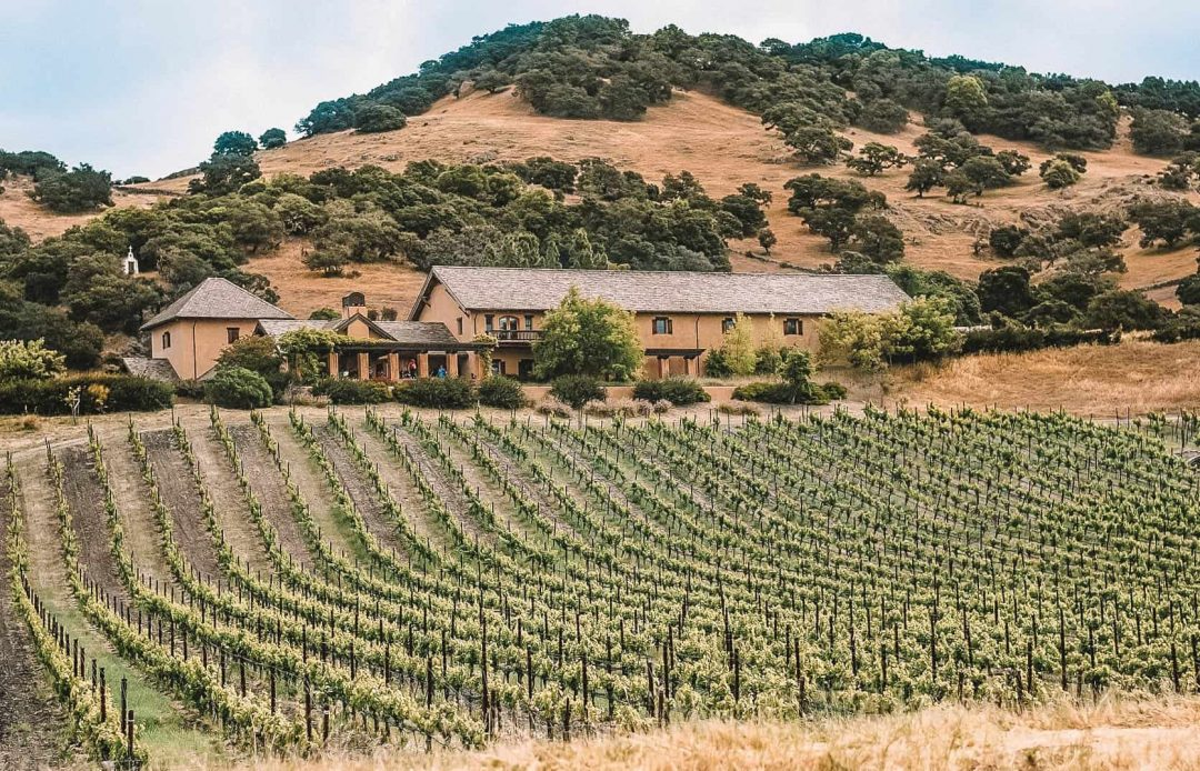 best weekend getaways from san francisco - napa valley