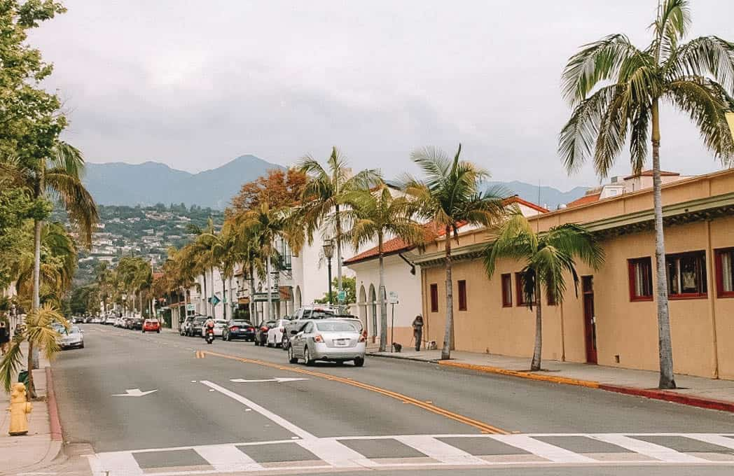quick getaways from san francisco - santa barbara