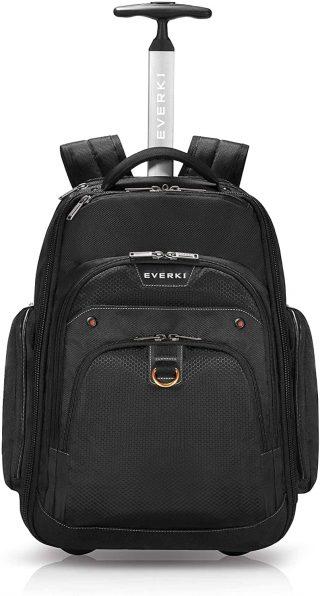 Everki Atlas Wheeled Backpack - best professional rolling backpack