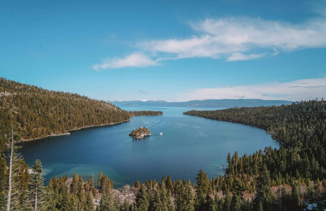 Free things to do in lake tahoe - emerald bay lookout