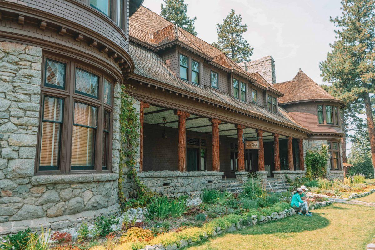Visit the Hellman Ehrman Mansion
