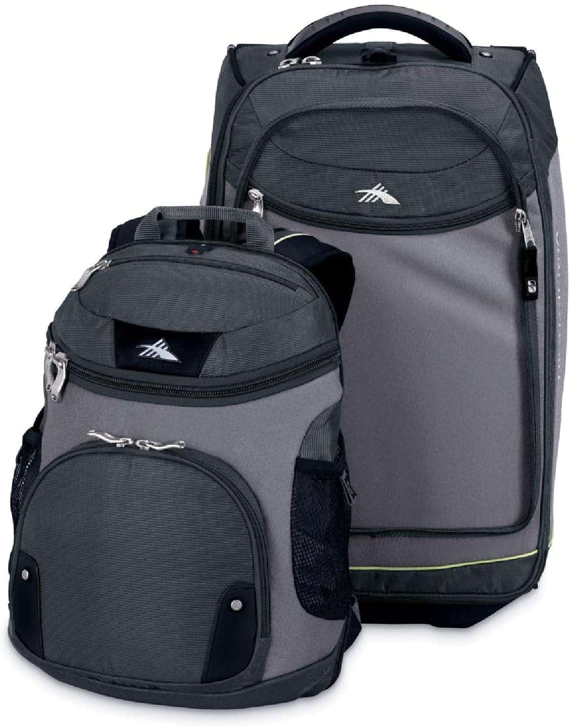 High Sierra AT3 Carry-On Wheeled Backpack - best wheeled backpack with a daypack