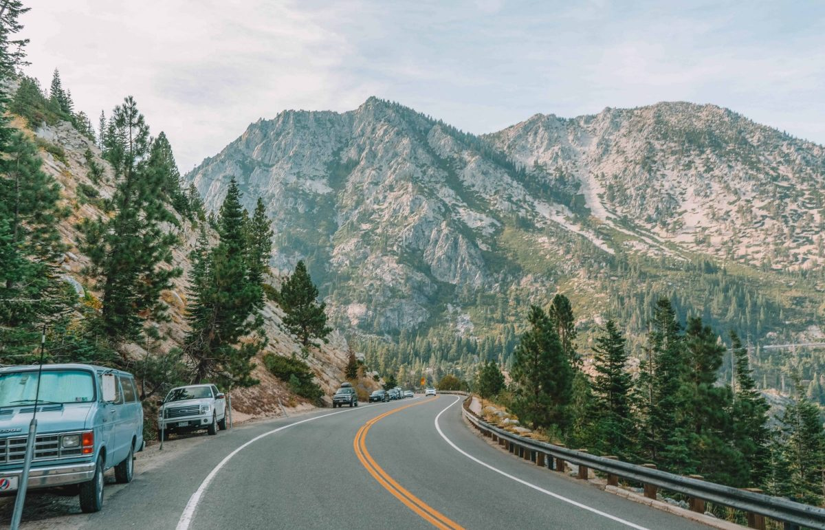 how to get to lake tahoe