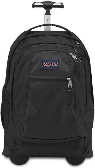 Jansport Driver 8 - best rolling backpack for college