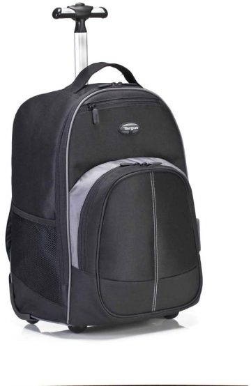 Targus Compact Rolling Backpack - best rolling backpack under 100