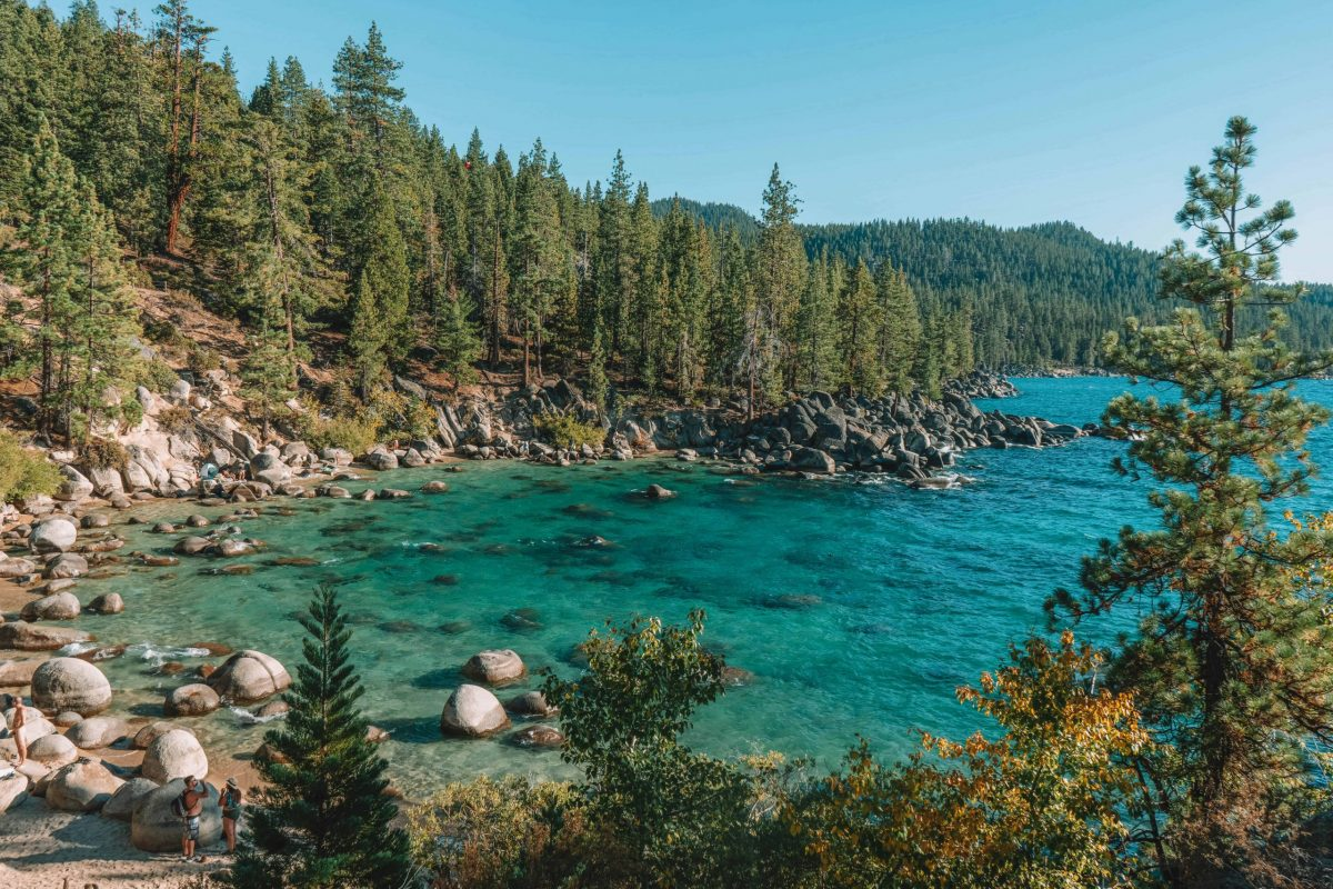 Which part of lake tahoe is the best