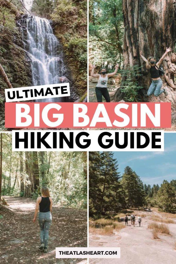 best big basin hikes, big basin redwoods state park
