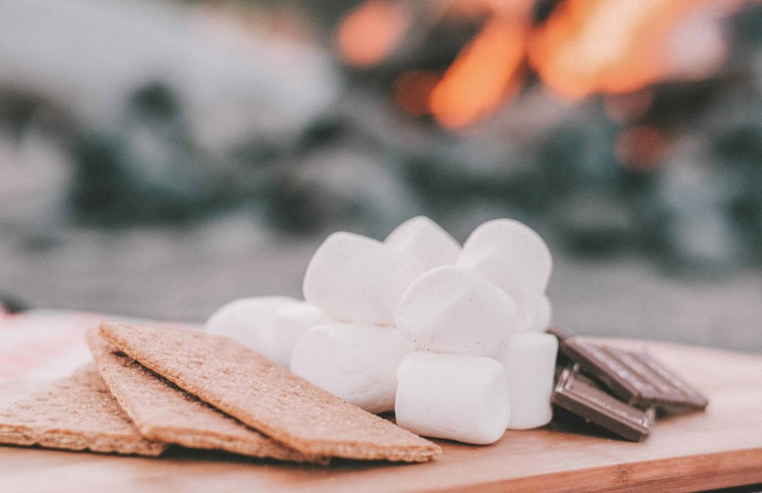 best things to do with kids in lake tahoe - eat s'mores at northstar