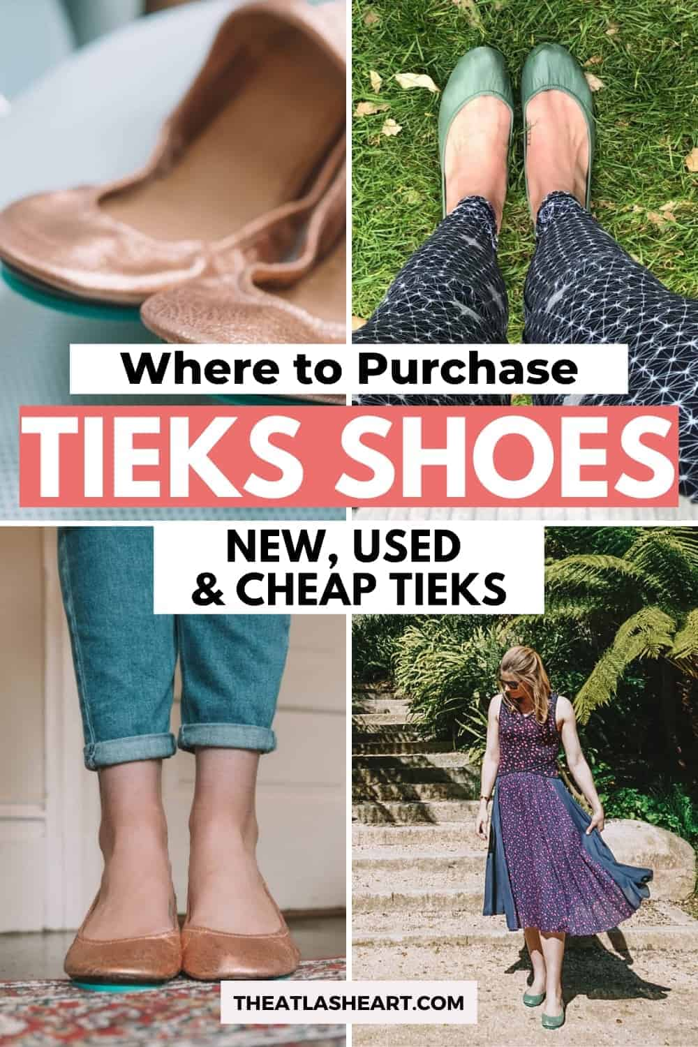 Where to Purchase Tieks Shoes | New and Used Tieks for Sale