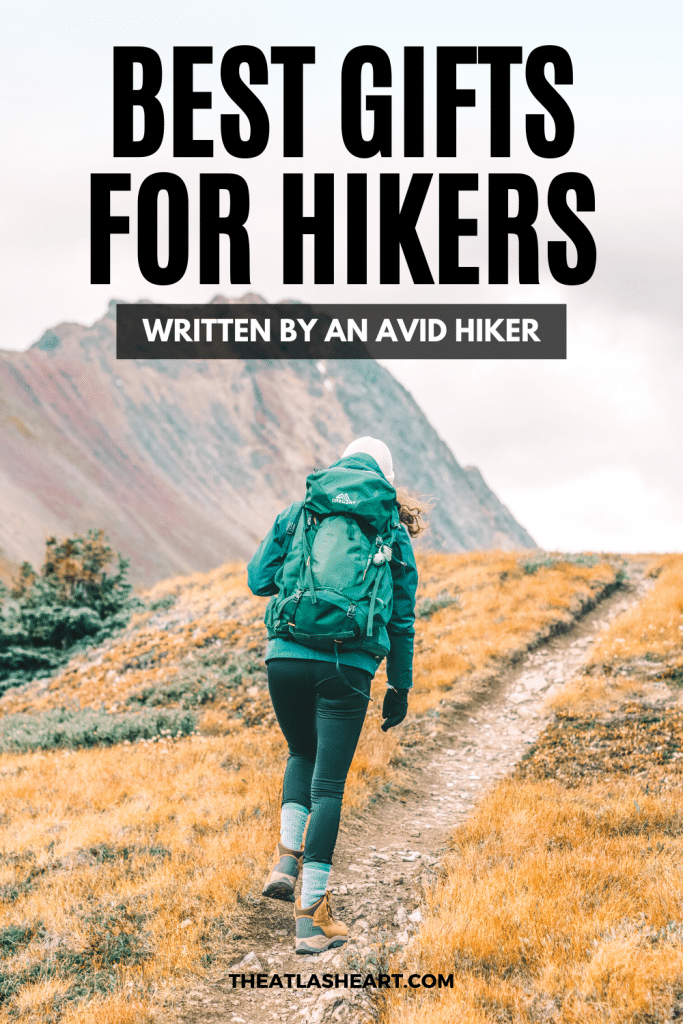 Best Gifts for Hikers Pin 1